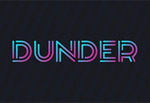 dunder casino blue logo
